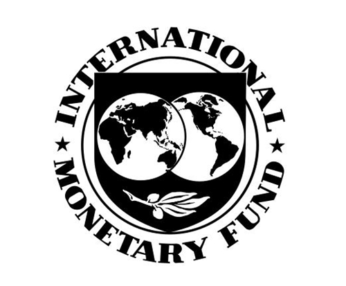 The International Monetary Fund cautioned in a new report that U.S. growth is threatened by budget cuts and global pressures.