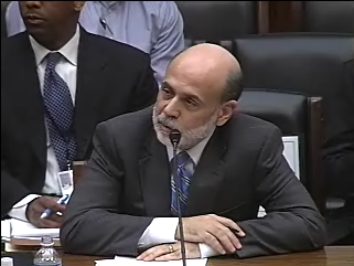 Ben Bernanke spoke before Congress this week, stating that QE would continue as scheduled.