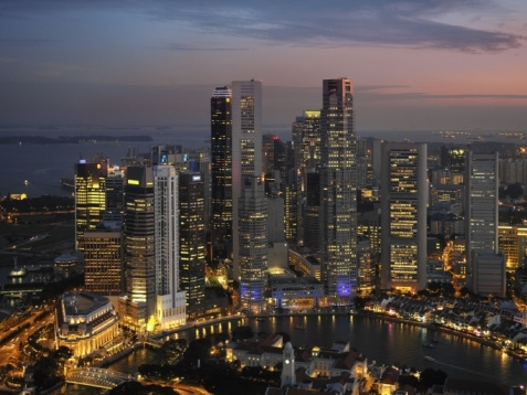 Singapore's central bank has racked up huge losses in the past year, according to a new report.