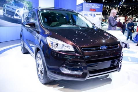 Ford's stock price has been under pressure since January, when the company was forced to admit it was wrong about MPG readings.