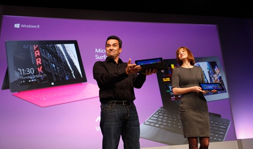 Microsoft announced a stock buyback and a dividend program this week.