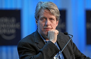 Robert Schiller's years in the industry have given him unique insights into markets and their inner workings.