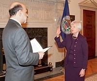 Janet Yellen could usher in a new age of management at the Fed following Ben Bernanke's exit in January.