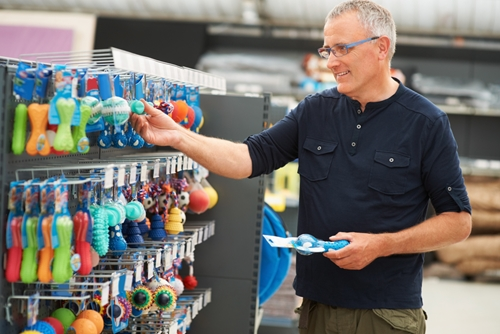Wal-Mart has been suffering from inventory build ups and slackening consumer demand.